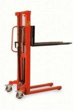 Wózek podnośnikowy ręczny (udźwig: 1000 kg, wysokość podnoszenia: 900mm) 0301629