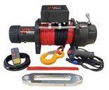 Wyciągarka XTR 15000lbs [6810kg] z liną syntetyczną 12V (lina: 10mm 28m) 81877819