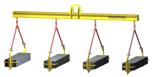 33938798 Trawers do podnoszenia podkładów kolejowych miproTrain HCP 4 (udźwig: 2000 kg, ilość podkładów: 4)