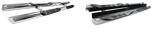 DOSTAWA GRATIS! 01656397 Orurowanie ze stopniami z zagłębieniami - Volkswagen T5 Long 4 stopnie