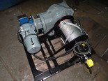 DOSTAWA GRATIS! 28850137 Elektryczna wciągarka linowa (siła uciągu: 4000/5500 kg)