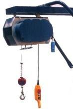 DOSTAWA GRATIS! 37515644 Wciągarka linowa budowlana (udźwig: 300 kg, długość liny: 30m)
