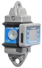 DOSTAWA GRATIS! 44929987 Precyzyjny dynamometr z wyświetlaczem do pomiaru sił rozciągających oraz ciężaru zawieszonych ładunków Tractel® Dynafor™ LLX2 (udźwig: 0,5 T)