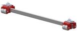 DOSTAWA GRATIS! 49942933 Podwozie tandemowe cointainer (nośność: 20T)