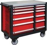 DOSTAWA GRATIS! 65669925 Wózek, szafka serwisowa, 12 szuflad (wymiary: 100x113x57 cm)