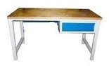 DOSTAWA GRATIS! 77156902 Stół warsztatowy, 1 szuflada (wymiary: 1800x750x900 mm)