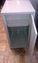 DOSTAWA GRATIS! 77170775 Szafa narzędziowa, 2 szuflady (wymiary: 870x450x550 mm)