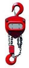 DOSTAWA GRATIS! 9588149 Wciągnik łańcuchowy stacjonarny (udźwig: 1,5 T)