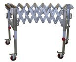 Podajnik rolkowy stojak stół mobilny harmonijka Holzmann, 9 rolek (max. nośność: 130 kg) 44376288