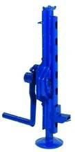 Podnośnik mechaniczny korbowy - zwiększenie komfortu pracy w wersji korby z grzechotką (udźwig: 10 T) 22077073
