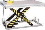 Stół podnośny elektryczny (wymiary platformy: 640x1580mm, udźwig: 1000 kg, wysokość podnoszenia min/max: 240-1300 mm) 3109771