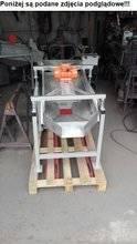 Ternet Przesiewacz ze stali nierdzewnej (powierzchnia robocza sita: 25 cm x 100 cm) 09978000