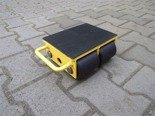 Wózek stały 4 rolkowy, rolki: 4x nylon (nośność: 4 T) 12235589
