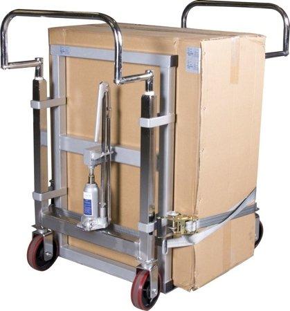 310709 Transporter hydrauliczny (udźwig: 1800 kg)