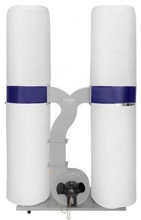 DOSTAWA GRATIS! 02869793 Odciąg do wiórów, worki filcowe (wydajność odsysania: 3900 m3/h, moc silnika: 2,2 kW)