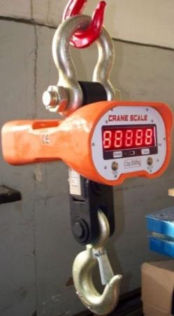 DOSTAWA GRATIS! 14031635 Waga hakowa OCS-A-3 - bez legalizacji (udźwig: 3000 kg)