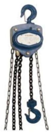 DOSTAWA GRATIS! 22043663 Wciągnik łańcuchowy WLK 5,0 (wysokość podnoszenia: 3m, udźwig: 5 T)