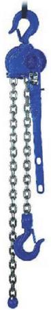 DOSTAWA GRATIS! 2209136 Wciągnik dźwigniowy, rukcug z łańcuchem ogniwowym RZC/1.6t (wysokość podnoszenia: 5,5m, udźwig: 1,6 T)