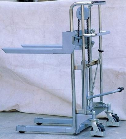 DOSTAWA GRATIS! 310500 Wózek podnośnikowy z wyciągarką (udźwig: 400 kg)