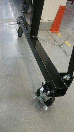 DOSTAWA GRATIS! 322+85071884 Suwnica bramowa, wózek, wciągnik łań (udźwig: 1000kg, szer. : 2300 mm, wys. podn: 2500-3600 mm, wys. podn. wciągarki: 3m)