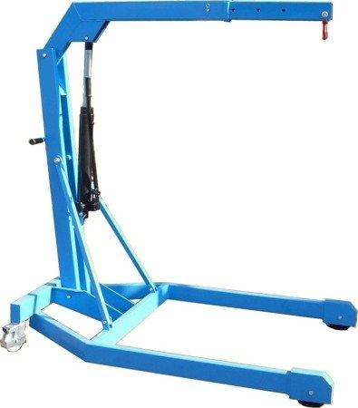 DOSTAWA GRATIS! 6177829 Żuraw hydrauliczny ręczny (paletowy, udźwig: od 500 do 1000kg)