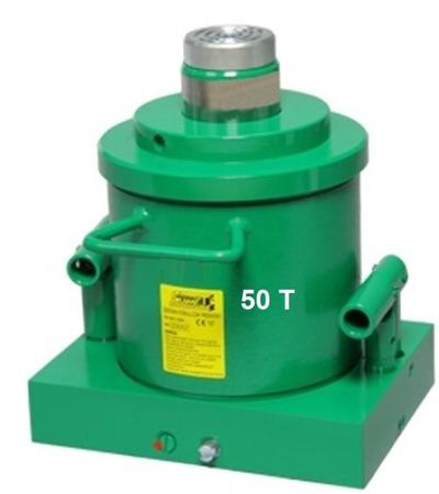 DOSTAWA GRATIS! 6276352 Podnośnik hydrauliczny jednotłokowy (wysokość podnoszenia min/max: 275/408mm, udźwig: 50T)