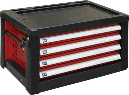 DOSTAWA GRATIS! 65669909 Szafka serwisowa, 4 szuflady (wymiary: 69x46,5x40 cm)