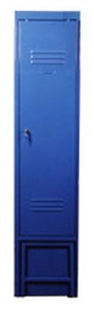 DOSTAWA GRATIS! 77170698 Szafa odzieżowa z chowaną ławeczką (wymiary: 1900x300x480 mm)