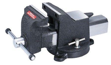 Geront Imadło kowadło ślusarskie obrotowe kute (długość szczęki: 200 mm, waga: 17 kg) 10376351