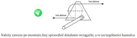 IMPROWEGLE Wciągarka linowa ERA 2 (bez liny, udźwig: 2000 kg) 3398497