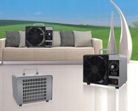 Koronas Generator ozonu profesjonalny ozonator (wydajność: 10g/h, moc: 130W 230 V) 12786295