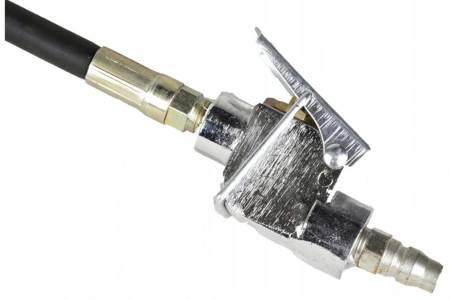 LETA Siłownik hydrauliczny pneumatyczny do żurawia (udźwig: 8t, wysuw tłoka: 505mm) 21777680