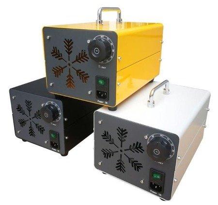 Ozontech Generator ozonu, ozonator (wydajność: 15g/h, moc: 60W 230 V) 12786290