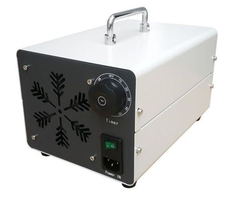 Ozontech Generator ozonu, ozonator (wydajność: 40g/h, moc: 100W 230 V) 12786292