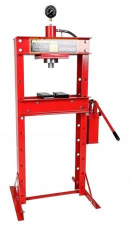 Prasto Prasa hydrauliczna 2-stopnie pompa (nacisk: 30 T) 16276493