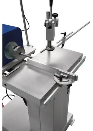 Wiertarka do profesjonalnego wiercenia długich otworów Holzkraft (szerokość wiercenia: 250mm, szerokość stołu roboczego: 300 mm) 32276693