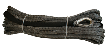 Wyciągarka Escape EVO 12000 lbs [5443 kg] EWX-U z liną syntetyczną 12V (lina: 10 mm w oplocie 25m 10400 kg +hak) 81877747