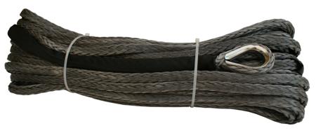 Wyciągarka Escape EVO 9500 lbs [4309 kg] EWX-QF z liną syntetyczną 12V (lina: 10 mm w oplocie 25m 10400 kg +hak) 81877759