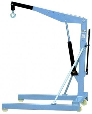 Żurawik warsztatowy do europalet (udźwig: 1000 kg) 310665