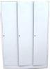 DOSTAWA GRATIS! 77170689 Szafa odzieżowa BHP, 3 drzwi (wymiary: 1800x600x480 mm)